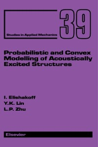 Cover Probabilistic and Convex Modelling of Acoustically Excited Structures