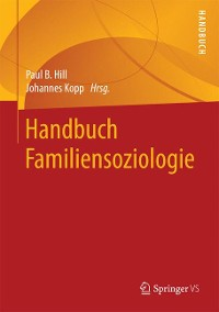 Cover Handbuch Familiensoziologie