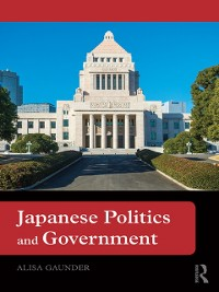 Cover Japanese Politics and Government