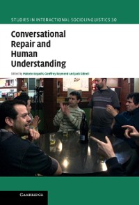 Cover Conversational Repair and Human Understanding