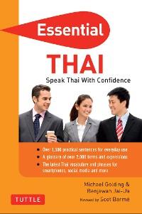 Cover Essential Thai