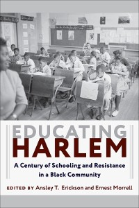 Cover Educating Harlem