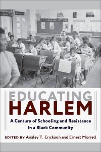 Cover Educating Harlem