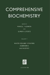 Cover Water-Soluble Vitamins, Hormones, Antibiotics