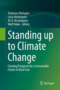 Cover Standing up to Climate Change
