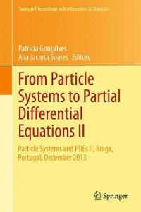 Cover From Particle Systems to Partial Differential Equations II