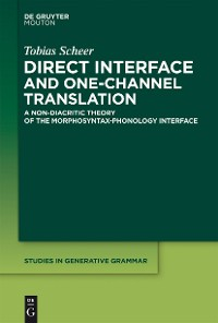 Cover Direct Interface and One-Channel Translation