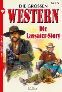 Cover Die großen Western 277 – Western