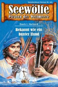 Cover Seewölfe - Piraten der Weltmeere 561