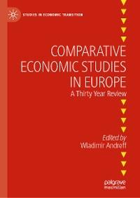 Cover Comparative Economic Studies in Europe