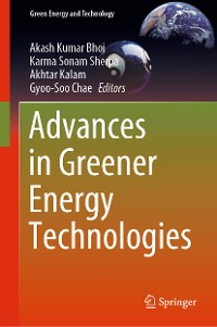 Cover Advances in Greener Energy Technologies
