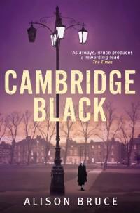 Cover Cambridge Black