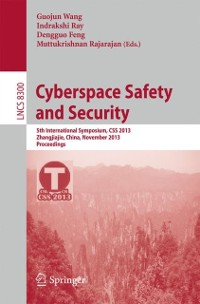 Cover Cyberspace Safety and Security