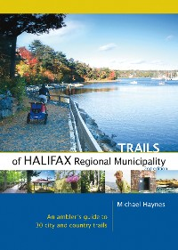 Cover Trails of Halifax Regional Municipality, 2nd Edition