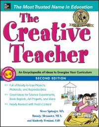 Cover Creative Teacher, 2nd Edition