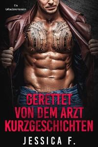 Cover Gerettet von dem Arzt Kurzgeschichten