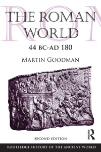 Cover Roman World 44 BC-AD 180