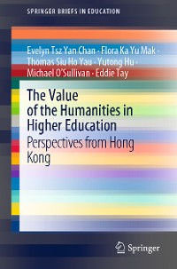 Cover The Value of the Humanities in Higher Education