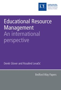 Cover Educational Resource Management