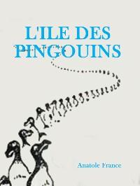 Cover L'ile des Pingouins