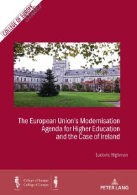 Cover European Union's Modernisation Agenda for Higher Education and the Case of Ireland