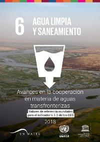 Cover Avances en la cooperación en materia de aguas transfronterizas 2018