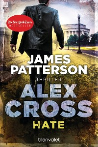 Cover Hate - Alex Cross 24