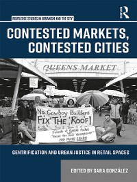 Cover Contested Markets, Contested Cities