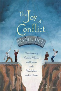 Cover The Joy of Conflict Resolution
