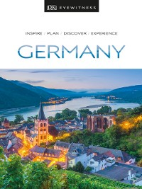 Cover DK Eyewitness Travel Guide Germany