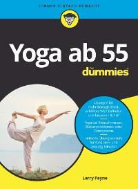 Cover Yoga ab 55 für Dummies