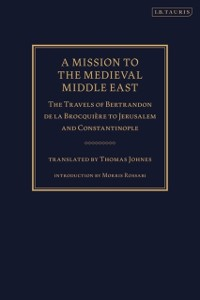 Cover Mission to the Medieval Middle East