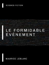 Cover Le Formidable Événement