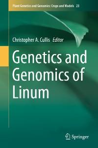Cover Genetics and Genomics of Linum