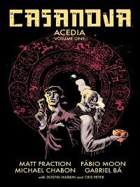 Cover Casanova: Acedia (2015), Volume 1