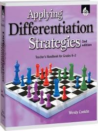 Cover Applying Differentiation Strategies: Grades K-2