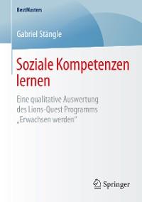 Cover Soziale Kompetenzen lernen