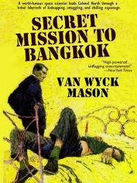 Cover Colonel Hugh North 20: Secret Mission to Bangkok