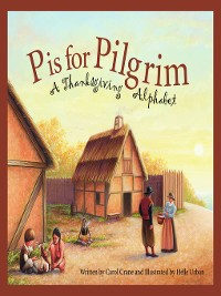 Cover P Is for Pilgrim