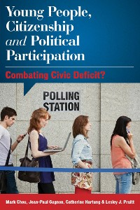Cover Young People, Citizenship and Political Participation