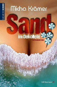 Cover Sand im Dekolleté