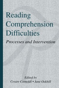 Cover Reading Comprehension Difficulties