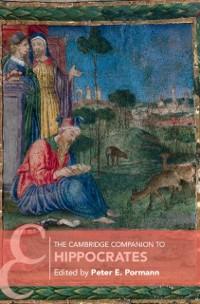 Cover Cambridge Companion to Hippocrates