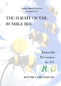 Cover FLIGHT OF THE  BUMBLEBEE