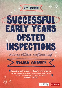 Cover Successful Early Years Ofsted Inspections