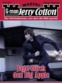 Cover Jerry Cotton 3324 - Krimi-Serie
