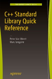 Cover C++ Standard Library Quick Reference
