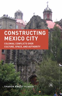 Cover Constructing Mexico City