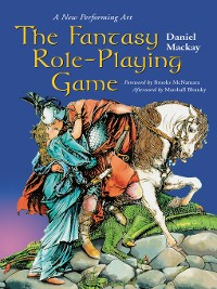 Cover The Fantasy Role-Playing Game