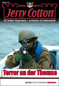 Cover Jerry Cotton Sonder-Edition 119 - Krimi-Serie
